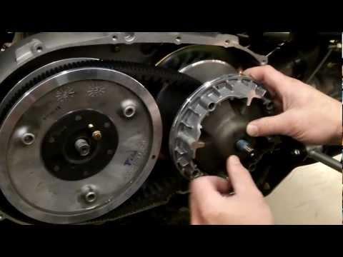 EPI Clutch Kit Install Arctic Cat 450XC/Kymco Maxxer 450