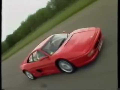 Jeremy Clarkson on the Ferrari 355