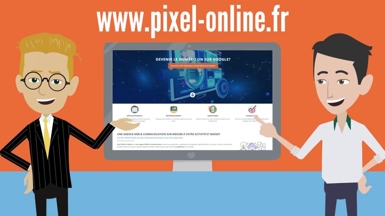 Agence De Communication Roubaix pixel online création : agence web & communication | cambrai | valenciennes  | lille | arras