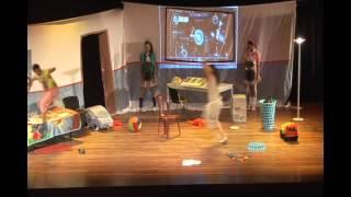 """Promo de la obra teatral """" la tarea de Carlitos el niño de hoy en día"""" Original de Carlos Acosta."""