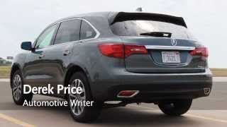 2014 Acura MDX - What