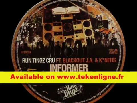 Run Tingz 03 - Run Tingz Cru Feat. Blackout J.A. & K Ners