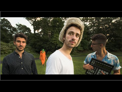 AJR - LET THE GAMES BEGIN (OFFICIAL MUSIC VIDEO)