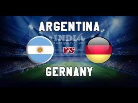 GERMANY - Argentina 2019 EN STREAMING DIRECT