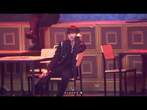 [4K] 180811 엑소 EXO ElyXiOn Dot In Macau - Sing For You - Baekhyun 백현 Focus 직캠
