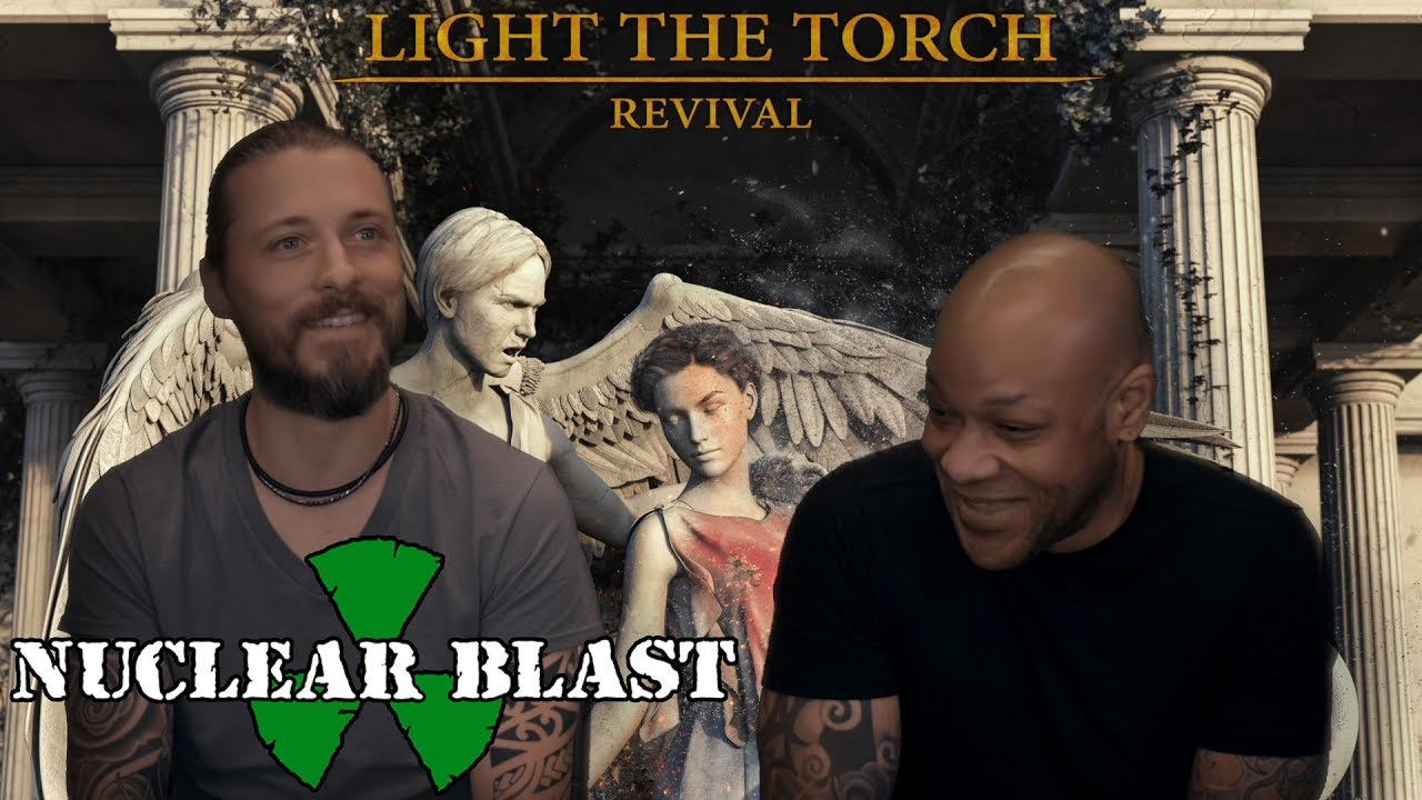 LIGHT THE TORCH (Ex-KILLSWITCH ENGAGE, Etc ) Releases Short Documentary On  Coming Album
