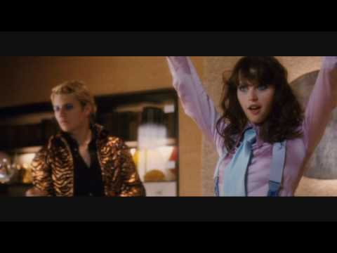 Flashbacks Of A Fool - Roxy Music 'If There Is Something' - Felicity Jones