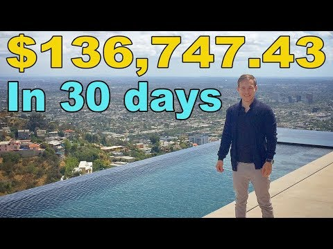 How I made $136,474.43 in 30 days as a Real Estate Agent