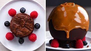 4 Вкусных лайфхака | Топ рецептов с шоколадом которые вас удивят!