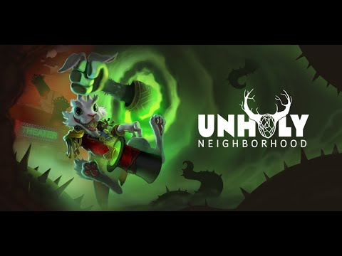 Unholy Adventure - gameplay trailer