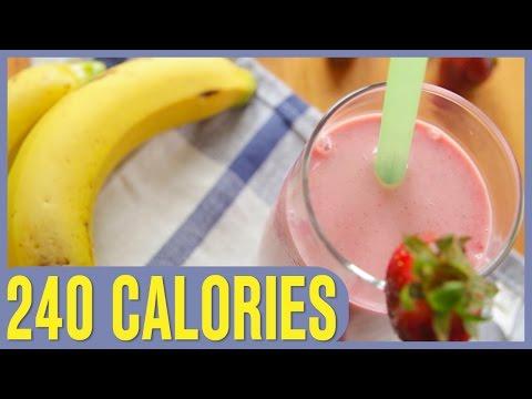 Strawberry Smoothie With Yogurt, Strawberry Banana Smoothie Recipe