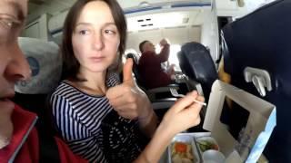 Перелет в Египет, Шарм Эль Шейх, питание на борту Bravo Airways,(, 2017-01-21T23:22:18.000Z)