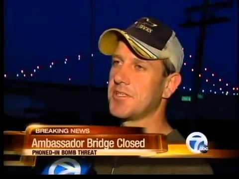 Police: Bomb Threat Closed Mackinac Bridge for 3 Hours