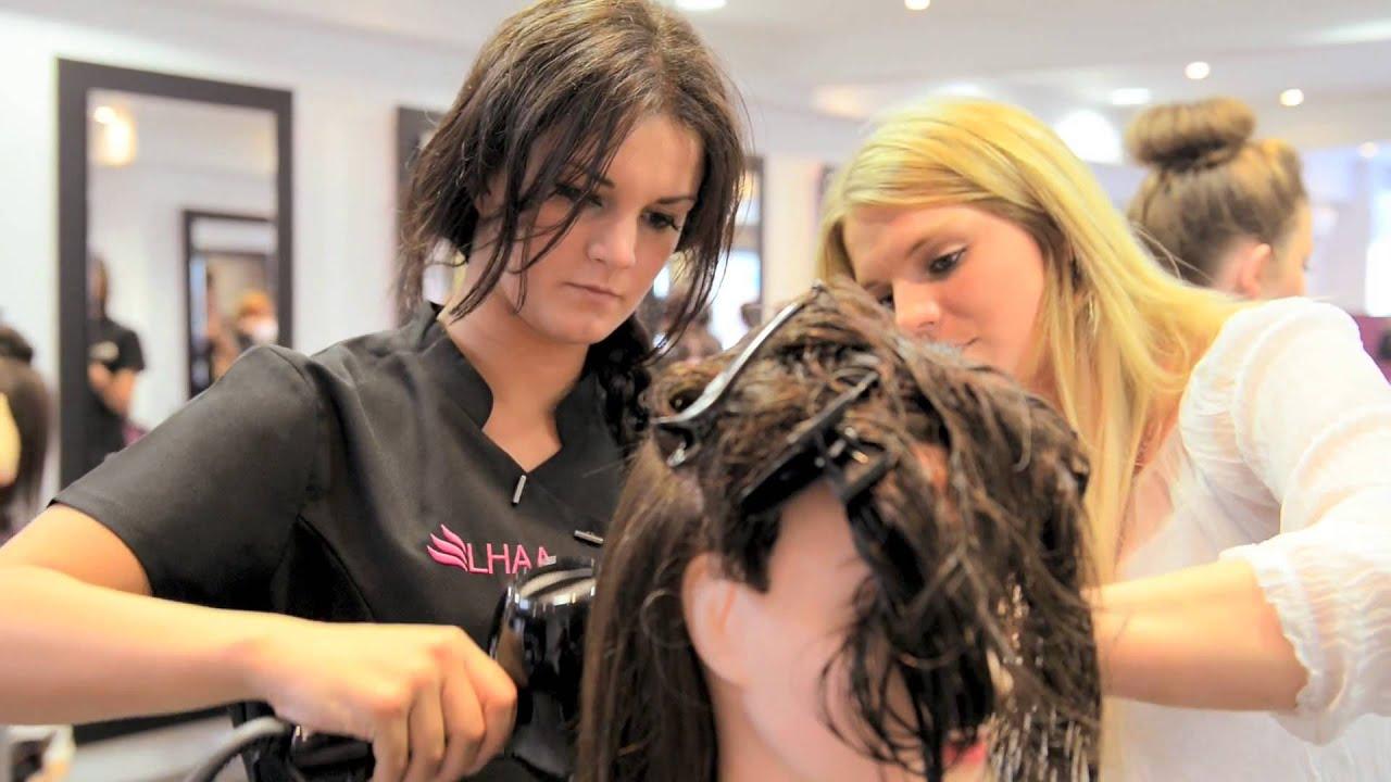 London Hairdressing Apprenticeship Academy YouTube
