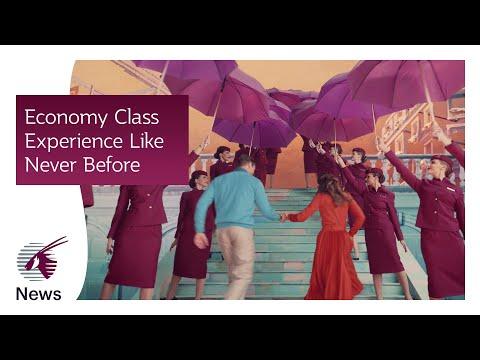Economy Class experience like never before | Qatar Airways