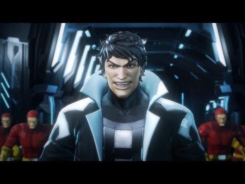 Marvel Ultimate Alliance 3: The Black Order - Maximus - Boss Fight | Gameplay (HD) [1080p60FPS] |