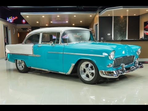 1955 Chevrolet Bel Air For Sale Youtube