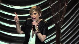 Lisa Lampanelli: Back to the Drawing Board -- PSA Peanut Allergy | EPIX