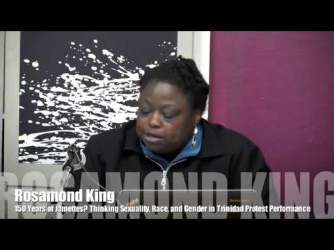 IGDS Lunchtime Seminar —Rosamond King