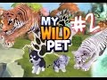 My Wild Pet: Online Animal - #2 HD Android Gameplay - Child games - Full HD Video (1080p)