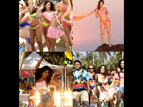 Sexy Sunny Leone in Paani Wala Dance song from Kuch Kuch Locha Hai -review