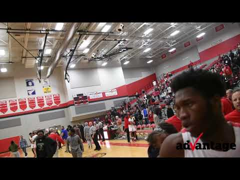 Alton bbk vs  Riverview Gardens fight 11 23 18