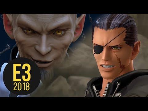 Why Xigbar Has Xehanort's Voice - Kingdom Hearts 3 THEORY E3 2018