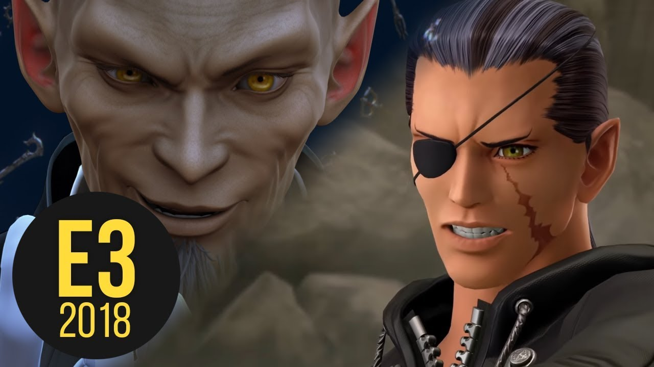 Why Xigbar Has Xehanort's Voice - Kingdom Hearts 3 THEORY E3 2018