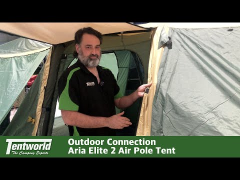 New Outdoor Connection Breakaway 3V /& 4V  Dome  Tent Compact Tent Lightweight