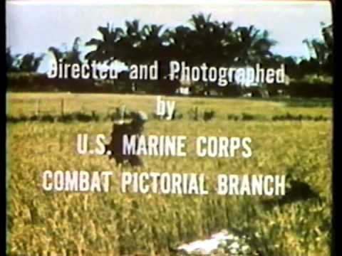 MARINES vs. VIET CONG in VIETNAM AMBUSH - War Documentary Film (Contact)