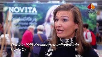 Suomen #Kädentaidot -messut 16.–18.11.2018 Tampereella