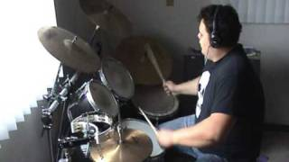 Murder City Devils - Rum to Whiskey [Drum Cover]