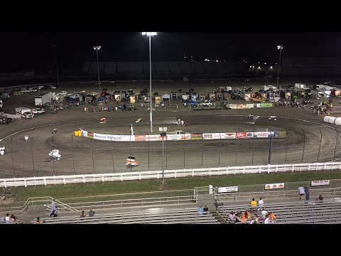 Live Dirt Kart Features July 16 - Part 1