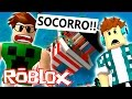 O MAIOR DESASTRE DA TERRA!! - Roblox