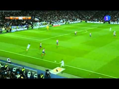 Real Madrid 1- Atlético de Madrid 2 ( PARTIDO COMPLETO ) Final COPA S.M. EL REY