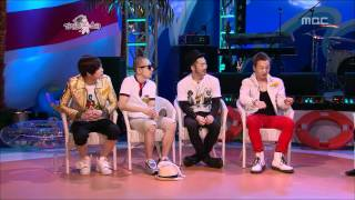 The Radio Star, No Brain(2) #25, 노브레인(2) 20100818