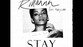Rihanna ft. Mikky Ekko - Stay (Alex Shaje 808s & Heartbreak Unofficial Remix)