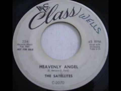 SATELLITES Heavenly Angel JUL '58