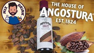 ЗАЧЕМ? покупать Angostura Cocoa Bitters , Мартинез и Бульвардье коктейли
