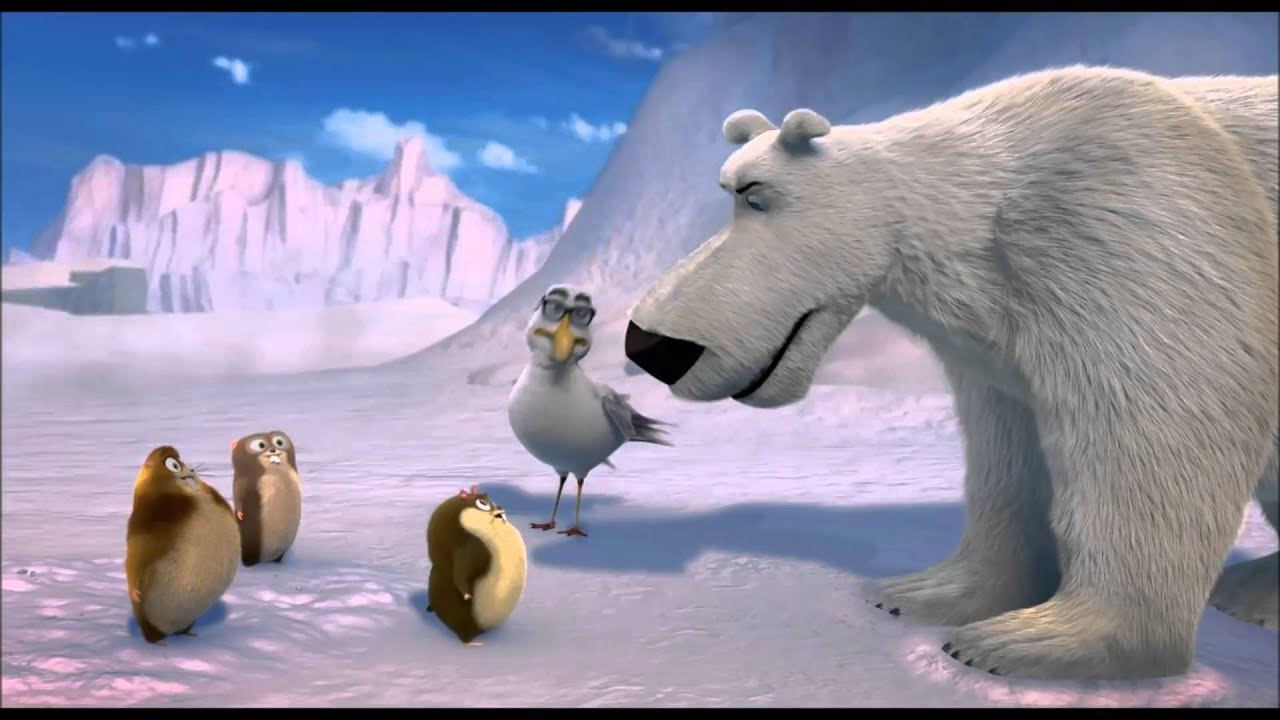 norm of the north lemmings youtube. Black Bedroom Furniture Sets. Home Design Ideas