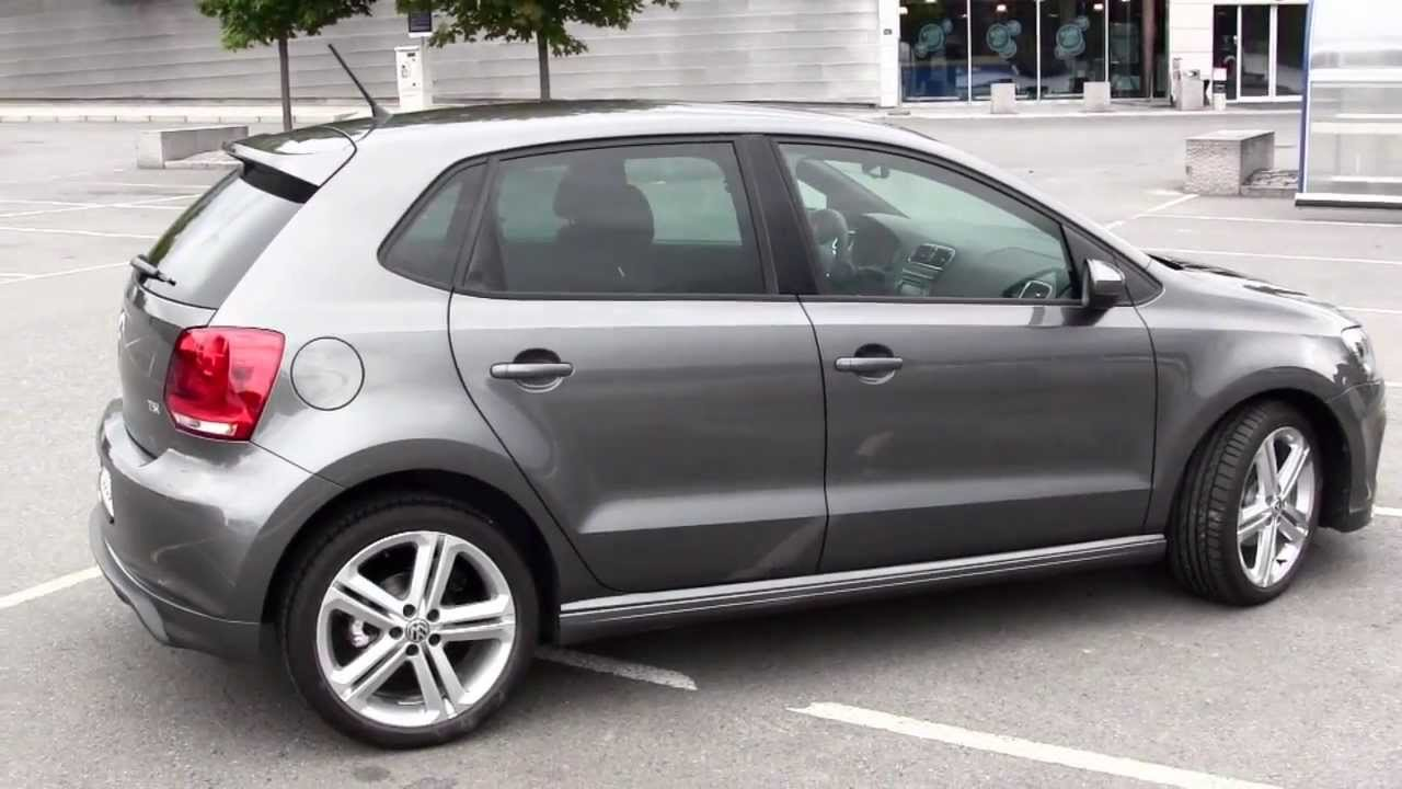 Vw Polo 1 2 Tsi Dsg Exclusive R Youtube