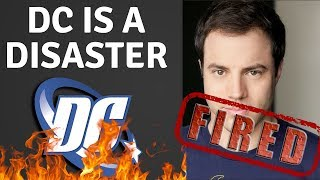 CO PRESIDENT OF DC FIRED! THE TRUTH ABOUT WHY