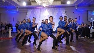 World Dance Crew Salsa Performance