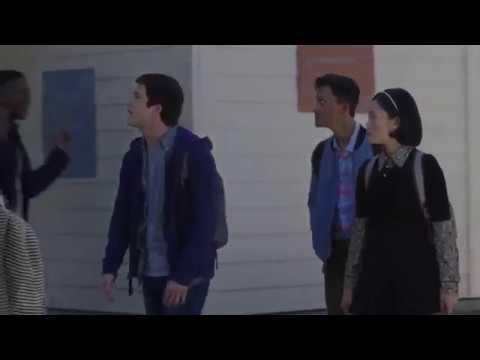 13 reasons why 1x07 powerful scene