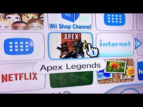 APEX LEGENDS ON Wii (2019)