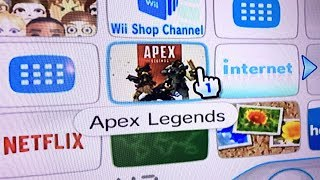 APEX LEGENDS ON Wii (2019)