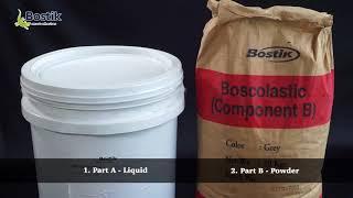 Waterproofing System for Wet Areas (Bostik)