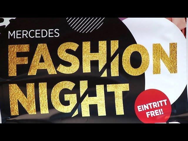 Fashion Night - am Samstag open air