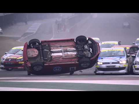 Volkswagen Polo R Cup 2014 Championship Round
