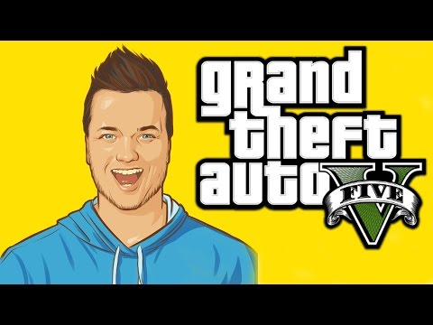 GTA 5 Online LIVE From Rockstar Games (GTA 5 Gameplay)